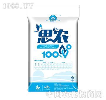 思农含黄腐酸钾大量元素水溶肥-钛德丰