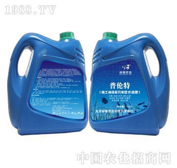 稀土海藻多元素水溶肥-