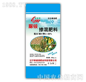 尿铵掺混肥料-新盛源