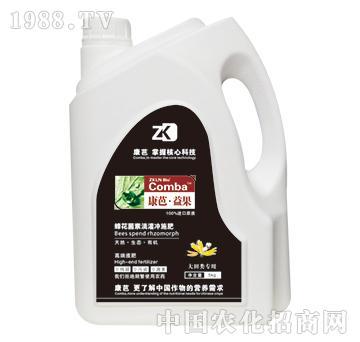 蜂花菌素滴灌冲施肥-大田类专用-康芭