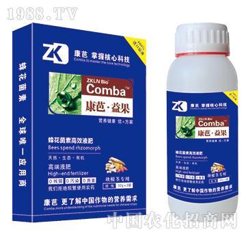 蜂花菌毒高效液肥-块根茎专用-康芭