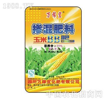 玉米专用掺混肥22-7-6-万稼宜