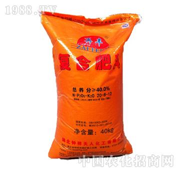 复合肥料20-8-12-天人化工