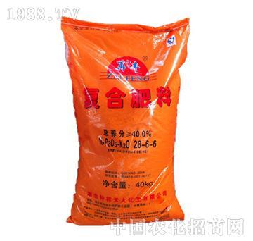 复合肥料28-6-6-天人化工