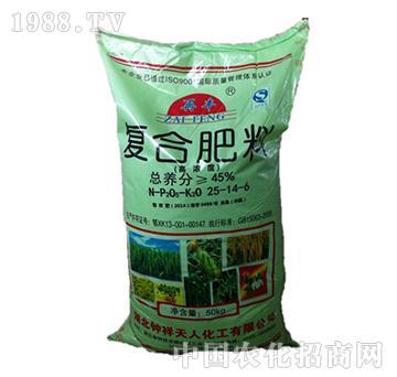 复合肥料25-14-6-天人化工