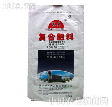 复合肥料17-17-17-天人化工