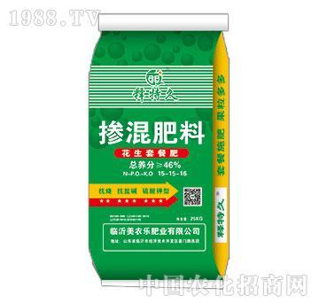 释特久-掺混肥料15-15-16-美农乐