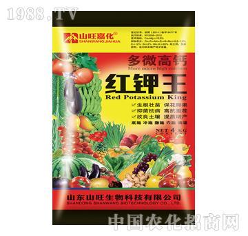 多微高钙红钾王4kg-山旺
