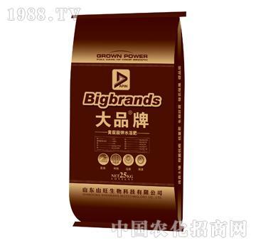 大品牌黄腐酸钾水溶肥-山旺