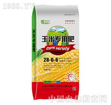 玉米专用肥28-6-6