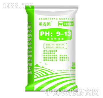 土壤调理剂-中农天化
