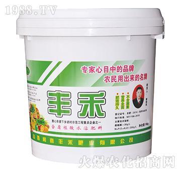 含腐植酸水溶肥料(桶)-闻喜丰禾