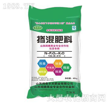 掺混肥料16-8-23-蕊丰禾