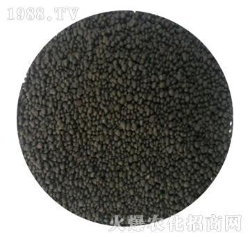颗粒状有机肥-五禾源