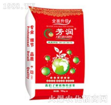 超钾型大量元素水溶肥13-6-40+TE-芳润