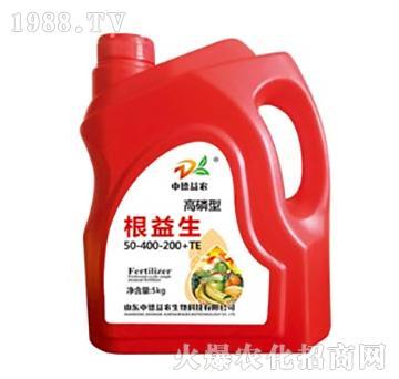 根益生-高磷型水溶肥5