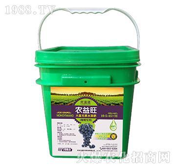 农益旺大量元素水溶肥10-5-45+TE-葡萄专用-农旺肥业