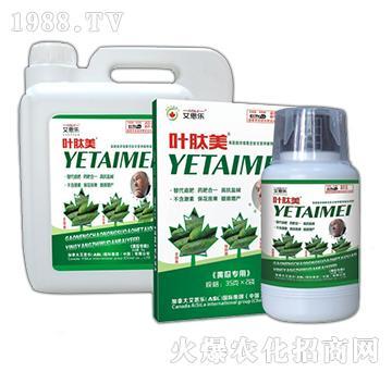 黄瓜专用液肥-叶肽美-