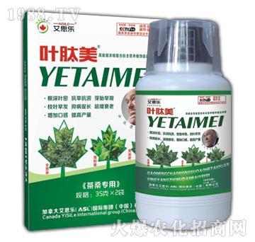 茶桑专用液肥-叶肽美-艾思乐