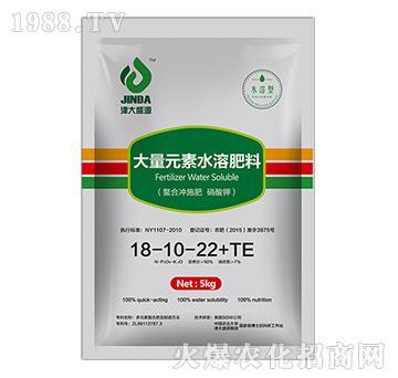 大量元素水溶肥18-1