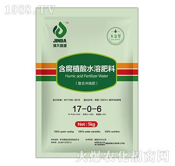 含腐殖酸水溶肥17-0