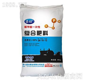脲甲醛一次性复合肥28-10-12-嘉旺-津大盛源