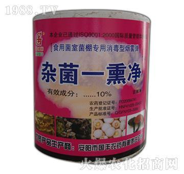 10%杂菌一熏净-国丰