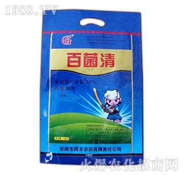 10%百菌清烟剂-国丰