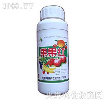 果果红(瓶)-国丰