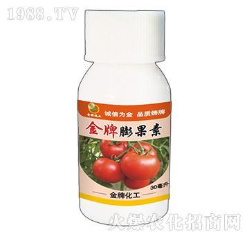 番茄金牌膨果素-金牌化工