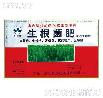 生根菌肥-微生物肥料-丰尔乐