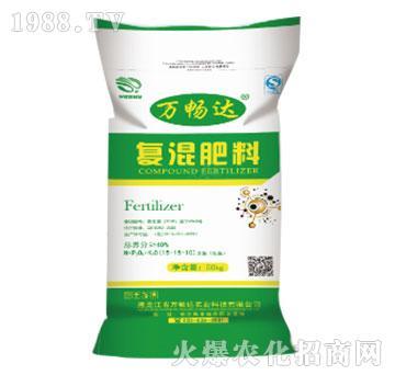 复混肥料15-15-1
