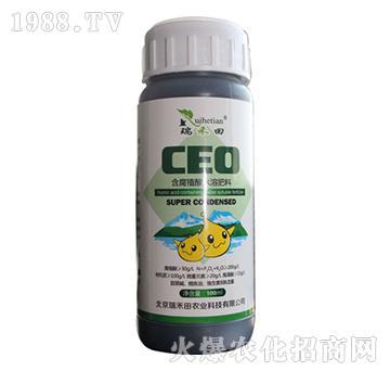 CEO含腐殖酸水溶肥料-瑞禾田
