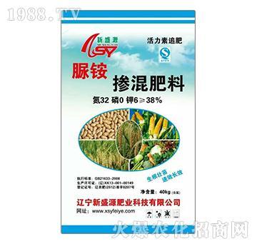 掺混肥料32-0-6-脲铵-新盛源