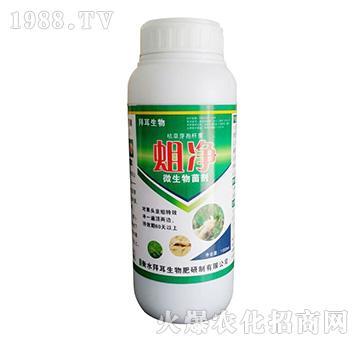 微生物菌剂-蛆净-拜耳生物肥