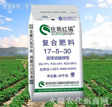 复合肥料17-5-30