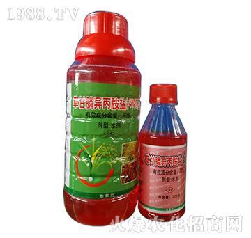 41%草甘膦异丙胺盐(瓶)-邦化
