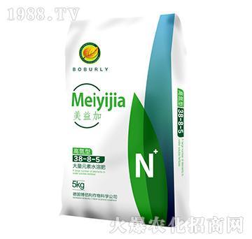大量元素水溶肥高氮型3