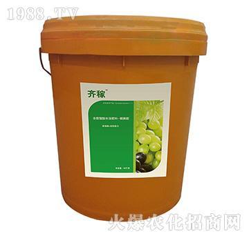 含腐植酸的水溶性肥料-齐稼-馥稷生物