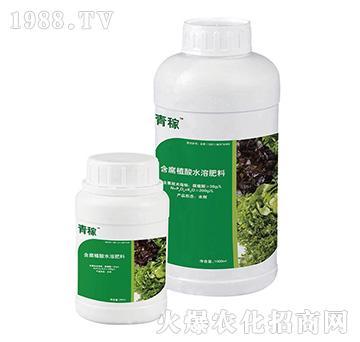 含腐植酸的水溶性肥料-青稼-馥稷生物