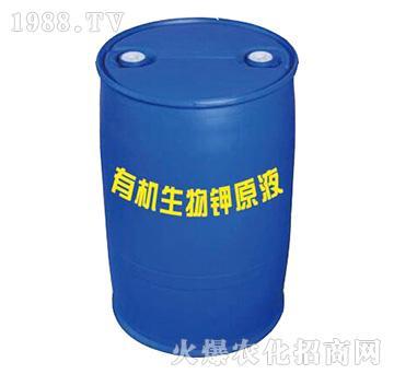 有机生物钾原液(肥料增