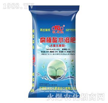 腐植酸水溶肥-欧米拉-