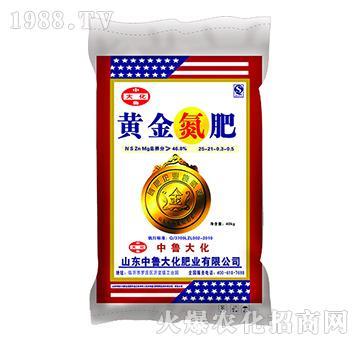 黄金氮肥-中鲁大化