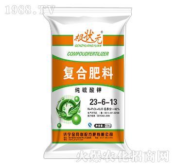 复合肥料23-6-13