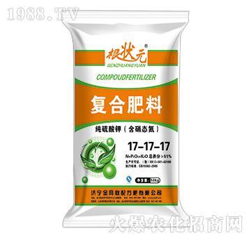 51%复合肥料17-1