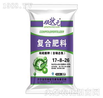 51%复合肥料17-8
