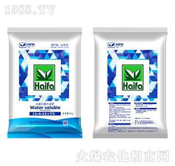 大量元素水溶肥12-6