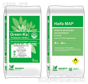 大量元素水溶肥料12-6-42-格瑞卡2号-海法科贸