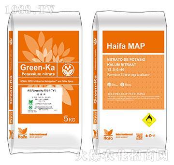 大量元素水溶肥料13.5-0-46-格瑞卡1号-海法科贸
