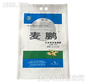 全水溶高氮磷肥12-61-0-麦鹏-一心化工